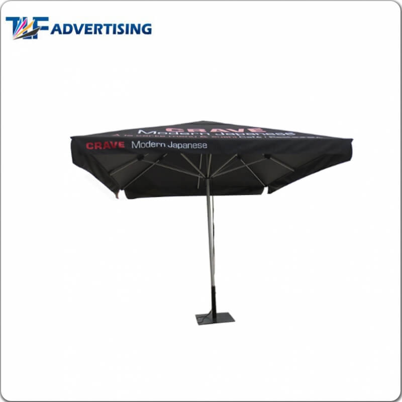 Cafe Umbrella  sc 1 st  Shanghai TLF Advertising : umbrella canopy tent - memphite.com