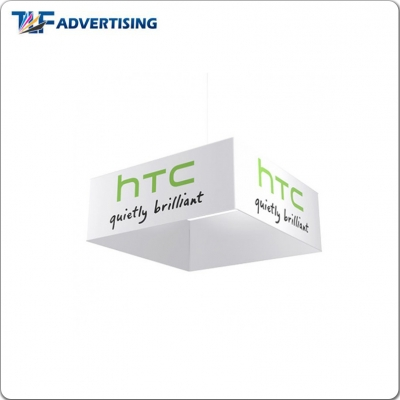 Square Hanging Banner