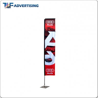 4.7m Promotional Outdoor Flags