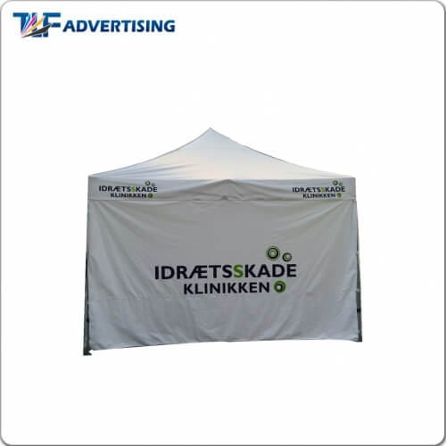 4x4m heavy duty gazebo feather flag manufacturer folding canopy tent