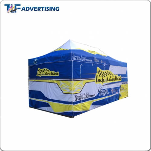 13x20ft folding tent feather flag manufacturer folding canopy tent